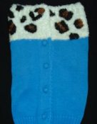 Leopard Spot Pet Sweater