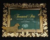 Keepsake Picture Frame-Golden Retriever
