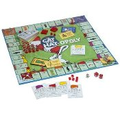 Cat in the Hat-Opoly Game