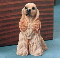 Dog Figurine-Fawn Cocker Spaniel