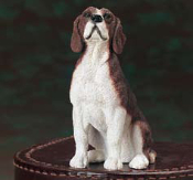Dog Figurine-Beagle