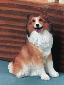 Dog Figurine-Sheltie