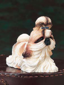 Dog Figurine-Shih Tzu