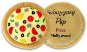 Haute Diggity Dog- Woofgang Pup Pizza