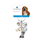Charm Key Chain- Corgi