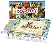 Dog-Opoly Game